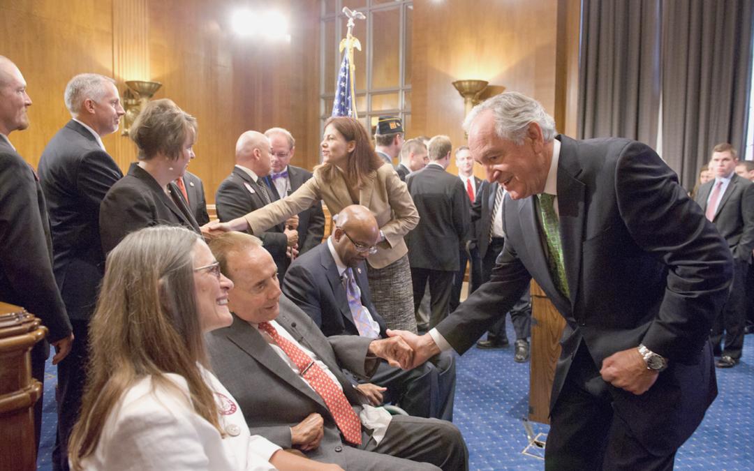 Senator Harkin to receive 2017 Dole Leadership Prize