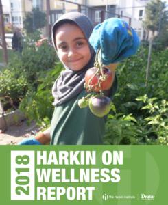 2018 Harkin on Wellness Report Cover