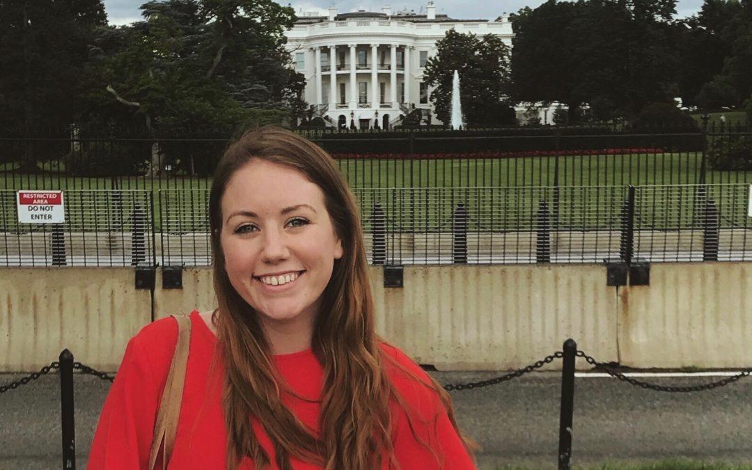 Meet D.C. Experience Scholarship Recipient Lauren Goetze
