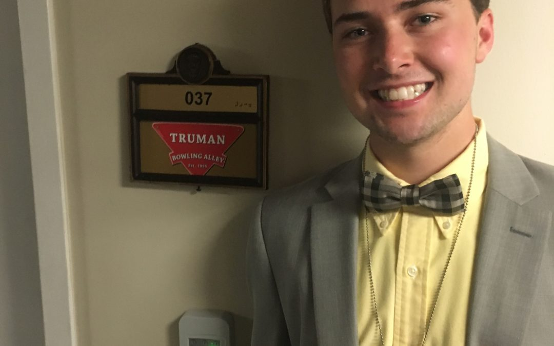 Anderson: Internship offers access to top decision makers