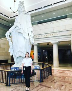 Anna Gabalski is a 2018 D.C. Experience Scholarship Recipient.