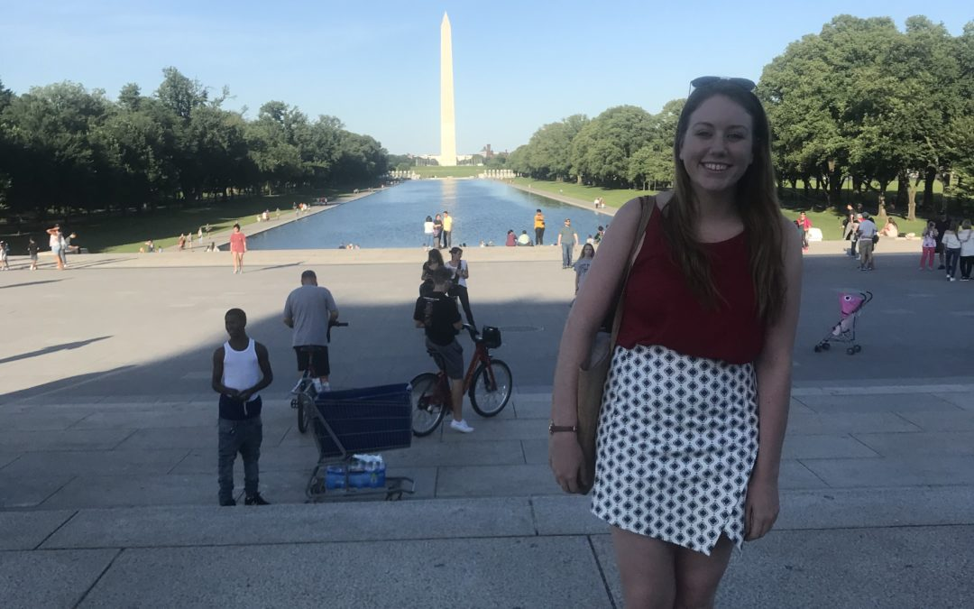 Goetze: Exploring the world of international development during D.C. summer