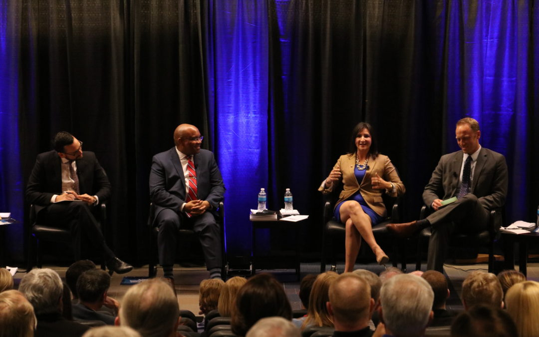 Spring Sussman Lecture panel shares national security insights