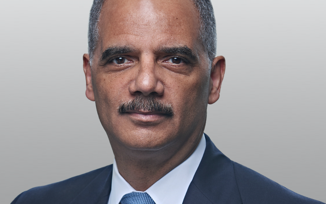 February 12 | A Conversation with Eric Holder