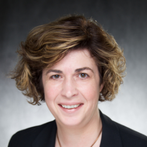 Headshot of Harkin Institute senior fellow Julie Christensen