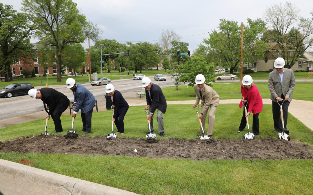 The Harkin Institute celebrates ceremonial groundbreaking