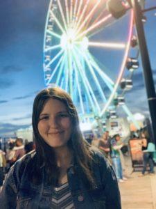 2019 D.C. Experience Scholarship Recipient Ivy Beckenholdt