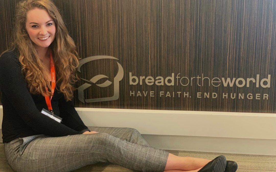 Meet D.C. Experience Scholarship Recipient Rachel Fritz