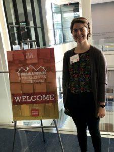 2019 D.C. Experience Scholarship Recipient Julie Uram