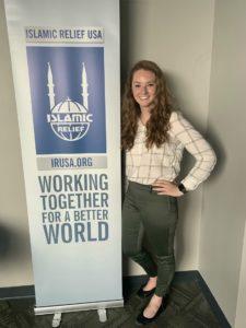 2019 D.C. Experience Scholarship Recipient Rachel Fritz