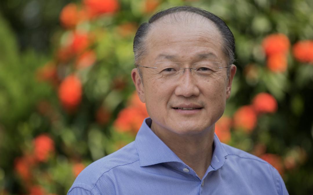 Keynote: Dr. Jim Yong Kim