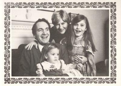 1982 Harkin Holiday Card