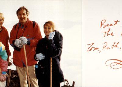 1992 Harkin Holiday Card