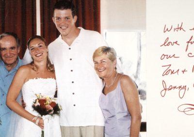 2001 Harkin Holiday Card