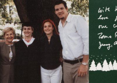 2004 Harkin Holiday Card