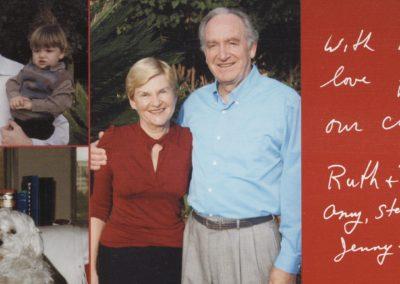 2007 Harkin Holiday Card