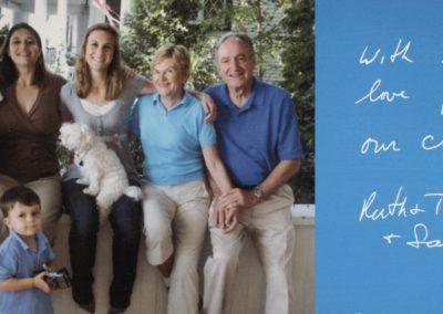 2008 Harkin Holiday Card