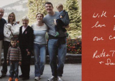 2009 Harkin Holiday Card