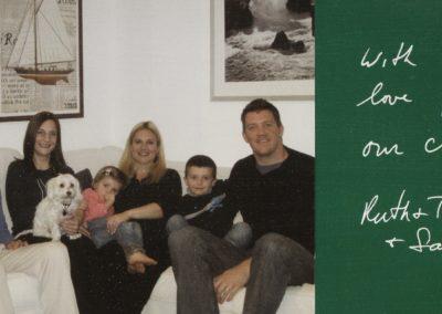 2010 Harkin Holiday Card