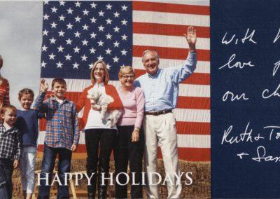 2014 Harkin Holiday Card