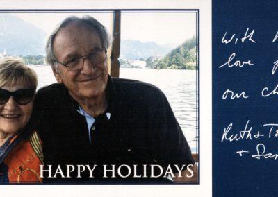 2015 Harkin Holiday Card